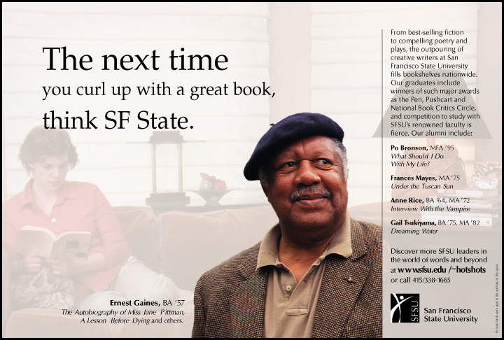 Creative Writing San Francisco