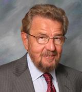 SF State President Robert A. Corrigan