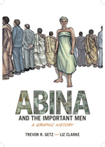 The cover of the graphic novel