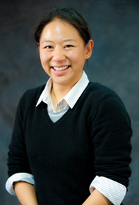 Photo of Sybil Yang, assistant professor of hospitality and tourism management.