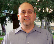 Photo of Assistant Professor of Elementary Education Marco Bravo