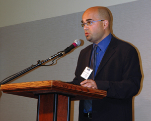 A photo of SF State Professor Eran Kaplan.