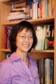 A photo of Grace Yoo, professor of Asian American studies