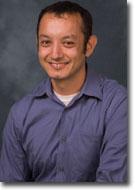 A photo of Özgür Özlük, an associate professor in the Department of Decision Sciences.