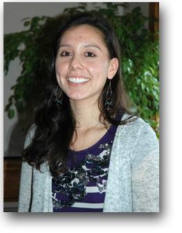 A photo of student Daisey Sanchez