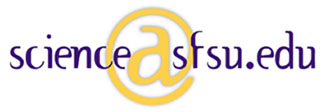 science@sfsu.edu logo